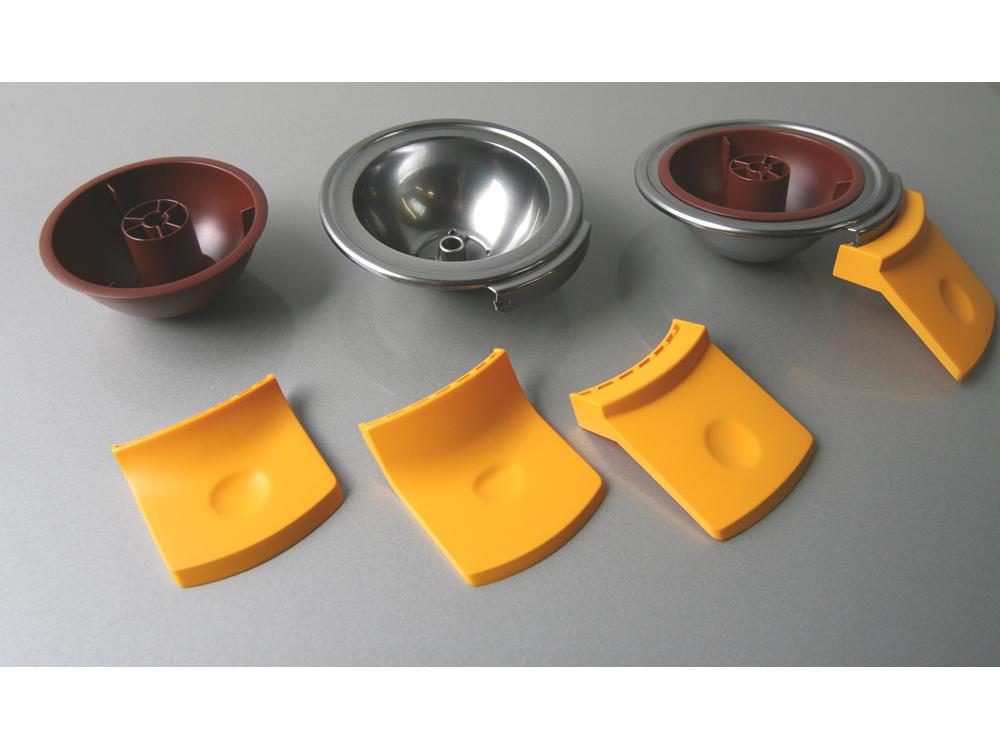 Senseo Chocomel Cups voor Friesland Foods