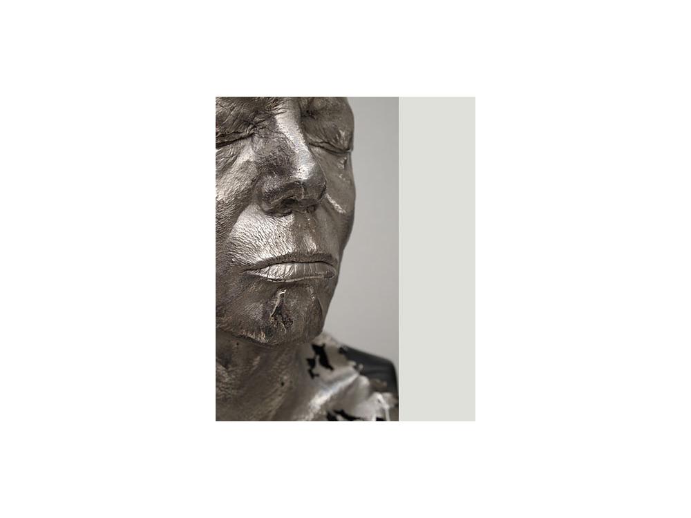 Gietwerk in zilver voor Caspar Berger